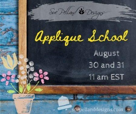 Applique School
