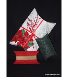 Leaves Galore Pillow Boxes in various sizes