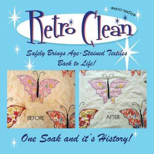 Retro Clean 4 oz Bag