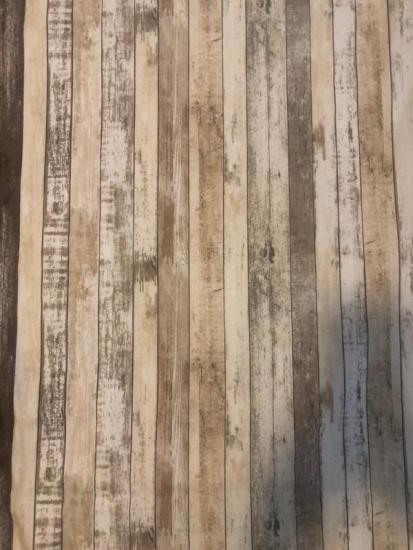 Barn Board Fabric for Season's Greetings