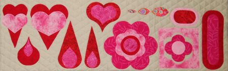 Hearts and More Shapes