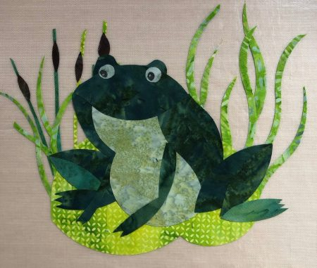 Frog made with HM and LG